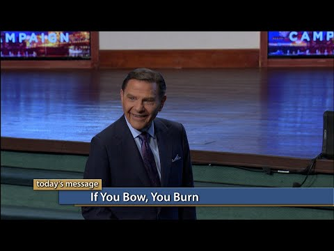 If You Bow, You Burn
