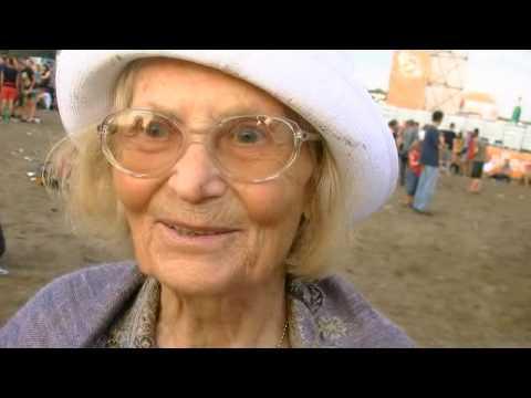 82-latka na Przystanku Woodstock!
