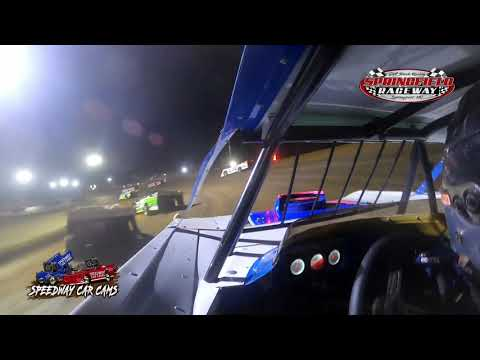 #7 Cole wells - Cash Money Late Model - 9-5-2021 Springfield Raceway - In Car Camera - dirt track racing video image