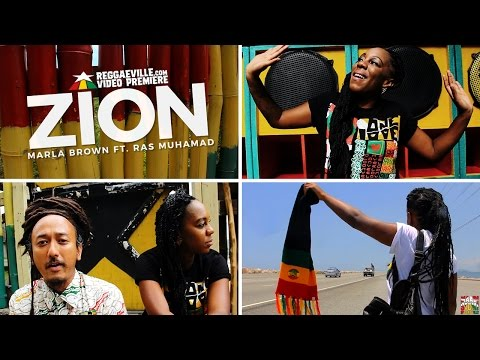 Zion (Feat. Marla Brown)