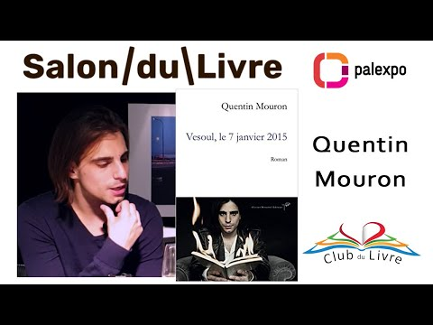Vidéo de Quentin Mouron