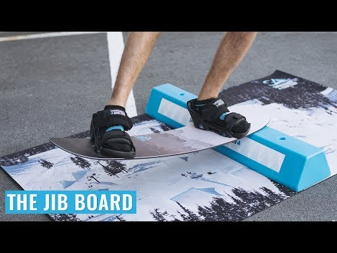 Meet Our Newest Most Shredable Jib Board Ever!