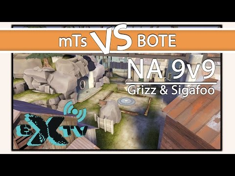 eXtv/EVLTV Live: UGC Plat S16 Week 3 - mTs vs BOTE Team