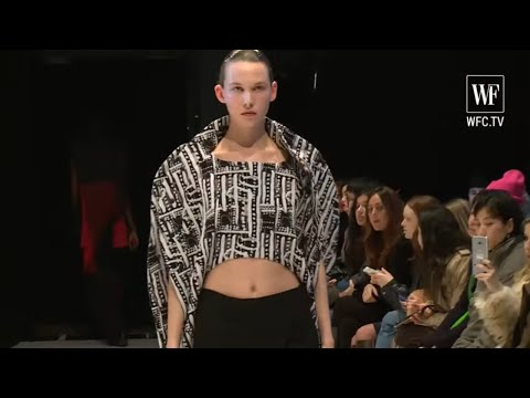 Chalayan fall-winter 20-21 London fashion week