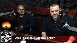 """Distorsión c2p#061 dom 2018.08.05 """"Domingo con un invitado sacado de La Galera"""""""
