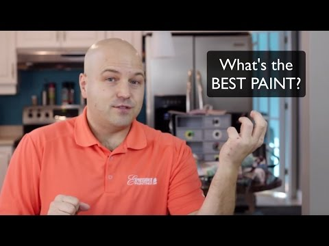 What's the BEST PAINT?