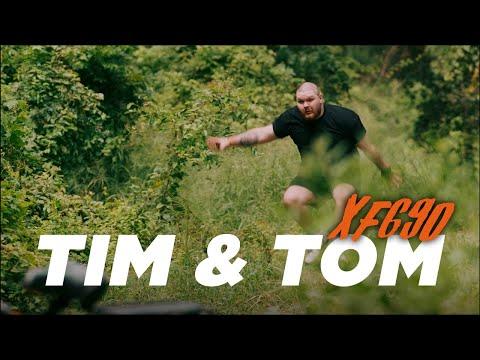 Tim & Tom - Cyrusher Nature