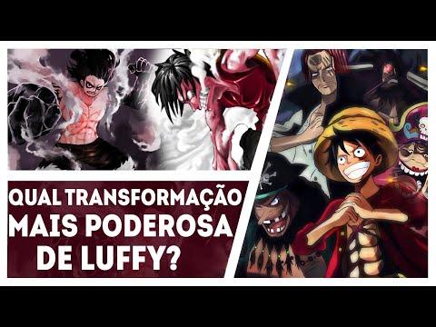 A ÚNICA TRANSFORMAÇÃO DE LUFFY CAPAZ DE DERROTAR KAIDO E O QUE FALTA PRA LUFFY TER NÍVEL YONKO#SBS55