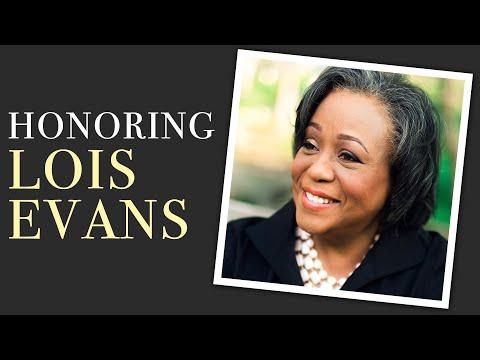 Honoring Lois Evans