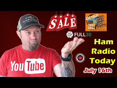 Ham Radio Today - Ham Radio Shopping Deals and Events for July 16