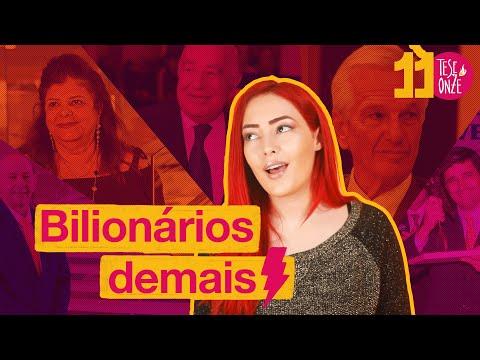 Bilionários do Brasil unidos | 077
