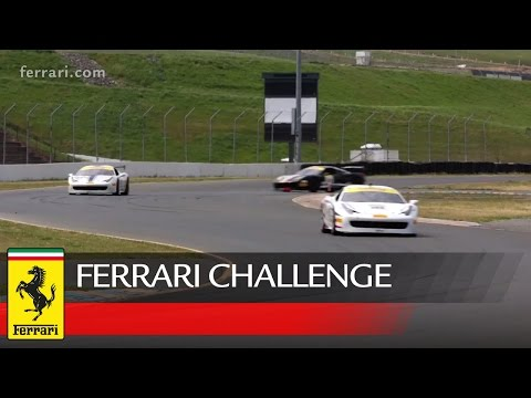 Ferrari Challenge North America ? The series returns to Sonoma Raceway