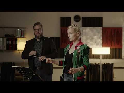 Mari lär sig dirigera