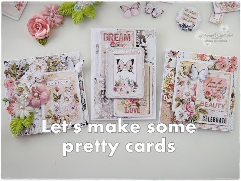 Chatting & Cardmaking for Everyone ♡ Maremi's Small Art ♡