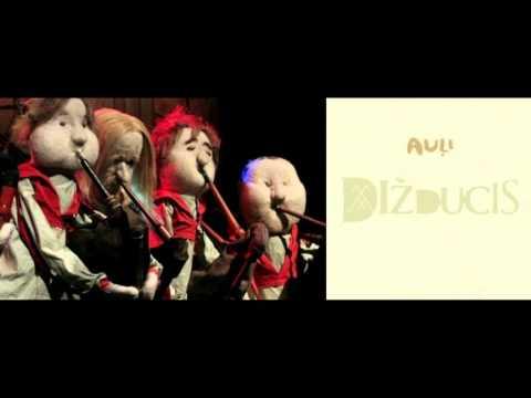 Auļi - Dižducis [2013] FULL ALBUM
