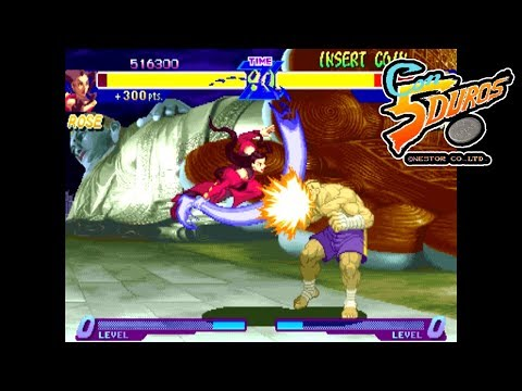 "[BIS] STREET FIGHTER ALPHA: WARRIORS' DREAMS (ROSE) - ""CON 5 DUROS"" Episodio 85 (1cc) (CTR)"
