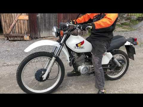 Köp Motorcykel Honda PD 01 XL500s på Klaravik
