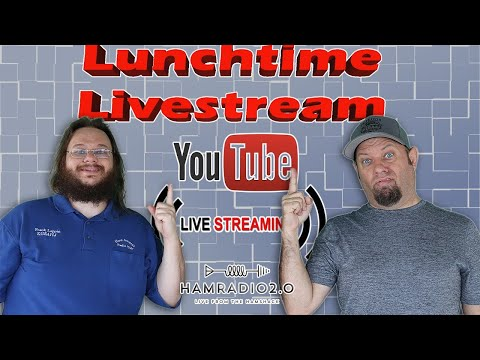 Lunchtime Livestream for Oct 7th! Almost to 50,000 Subs!