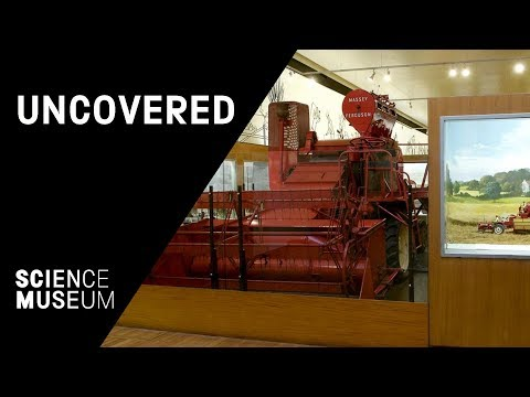 Tom Heap looks at the past, present and future of agriculture at the Science Museum