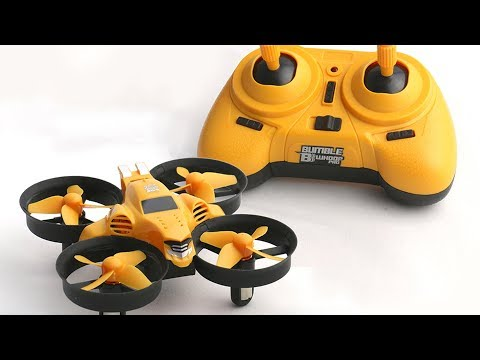 Drone Review - BumbleB Pro Tiny Whoop!