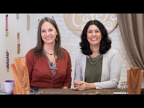 Artbeads Cafe - Multi-Strand Jewelry with Cynthia Kimura and Tracy Gonzales from TierraCast