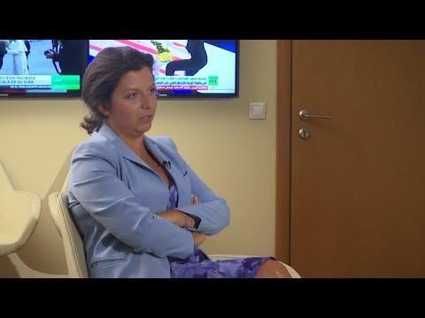 Маргарита Симоньян о регистрации RT как иностранного агента