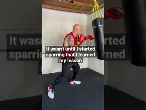Pendulum Step Boxing Footwork #boxingfootwork