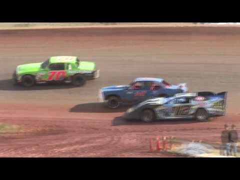 Talladega Short Track | Jan 5 & 6th 2013 | Streets Feature | Ice Bowl - dirt track racing video image