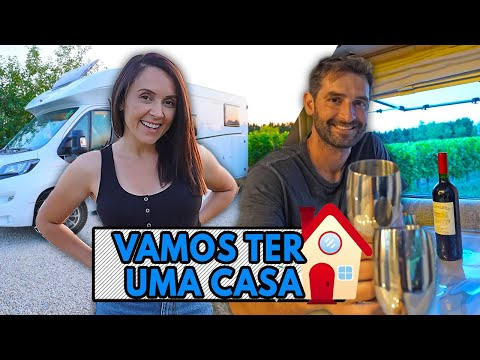 PARAR DE VIAJAR OU VIVER VIAJANDO | Travel and Share | Romulo e Mirella