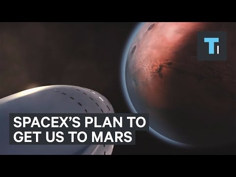 SpaceX's Amazing Plan To Get Us To Mars - UCVLZmDKeT-mV4H3ToYXIFYg