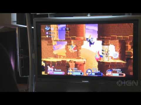 Kirby Wii: Comic-Con 2011 Gameplay 2 - UCKy1dAqELo0zrOtPkf0eTMw