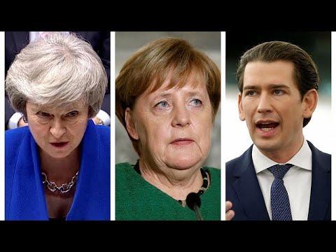 Brexit : les Européens dans l'attente