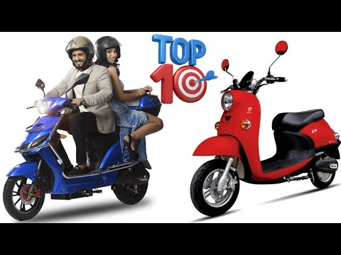 Top 10 Best Electric Scooters in India 2019