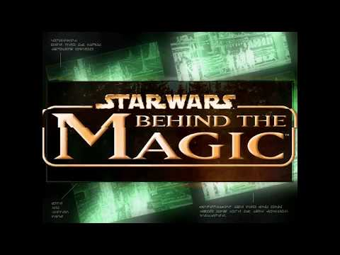 Star Wars: Behind the Magic (LucasArts) (Behind the Scenes / Tras las Cámaras)