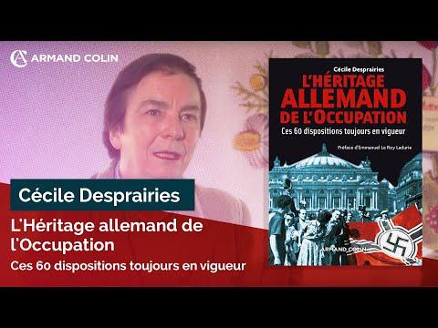Vidéo de Cécile Desprairies
