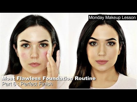 Flawless Full Coverage Foundation Routine | Part 6 | TheMakeupChair - UC-1-zPmT368J8JRbsK_1keA