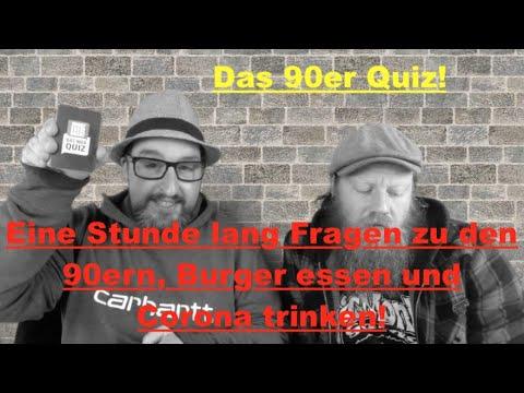 Das 90er Quiz - eine Stunde lang - Crazy Mittwoch!