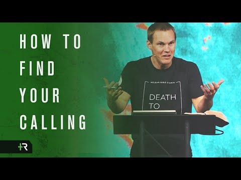 How to Find Your Calling // David Platt