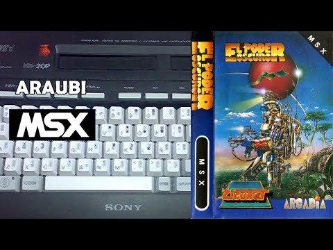 El Poder Oscuro (Arcadia, 1988) MSX [097] El Kiosko