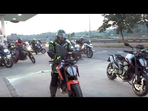 Motosx1000: Ruta Desafío Invernal 2019 con la KTM Duke 790 Limitada A2