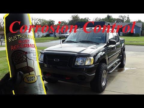 2004 Ford Sport Trac Corrosion Control (Super Easy) - UCEPQf2fSnWEl2c8D8pJDULg