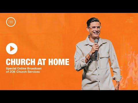 CHURH AT HOME  Chad Veach  2PM
