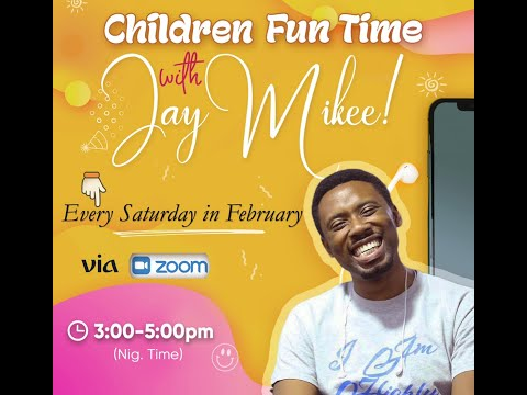 Children Fun Time with JayMikee 2.0 (S2 Ep3)