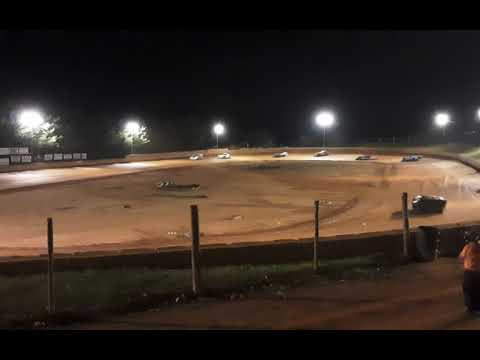 Ararat Thunder Raceway (602 Late Models) 9-17-21 - dirt track racing video image