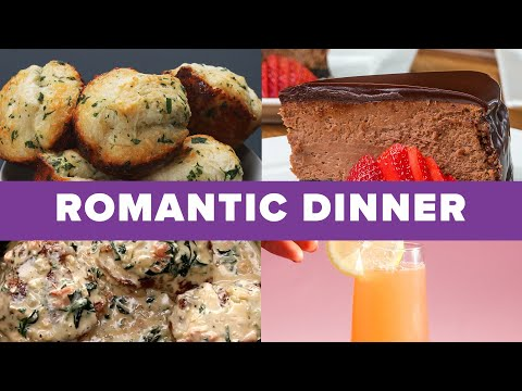 Recipes For When You're In The Mood For Love