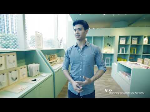 MIKAEL DAEZ SPRUCES UP HIS COLLECTION IN SINGAPORE