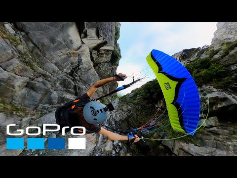 GoPro Awards: Rocky New Zealand Speedfly in 4K