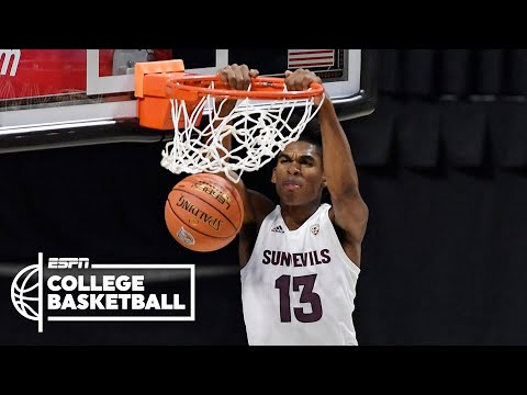 NBA lottery prospect Josh Christopher drops 28 points vs. No. 3 Villanova | ESPN College Basketball