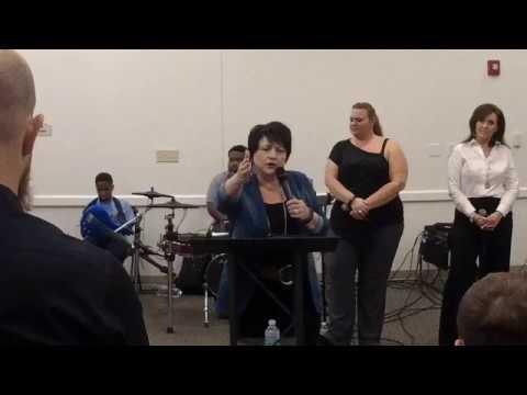Roberts Liardon // Embassy Church // Apostle Shirley Arnold