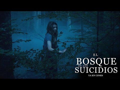 """EL BOSQUE DE LOS SUICIDIOS. ¿Qué estás haciendo"""" Ya en cines"""
